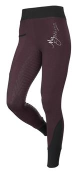LMX Seamless Pull On Breeches 5054